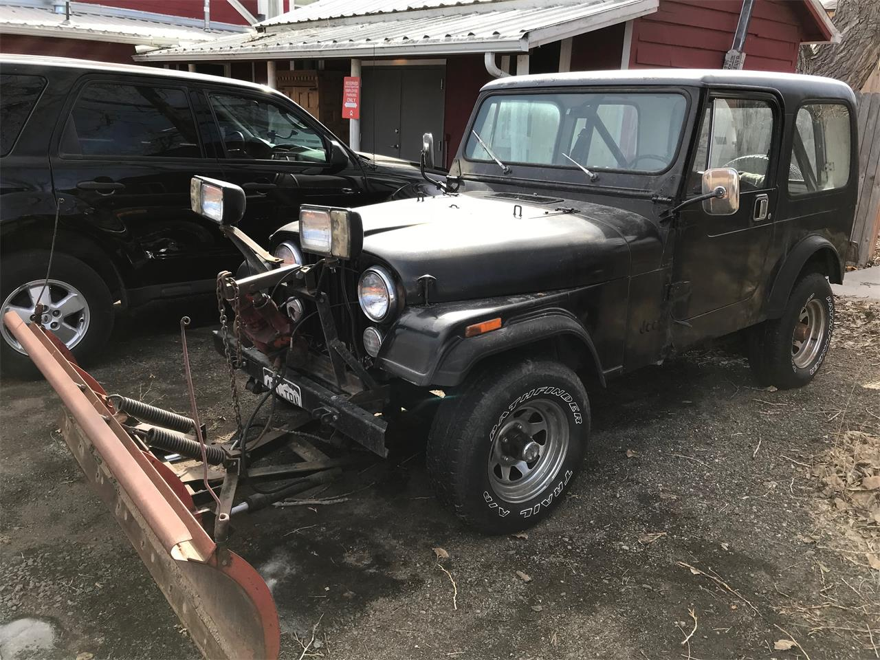 1984 Jeep CJ7 for sale in Arvada, CO – photo 4
