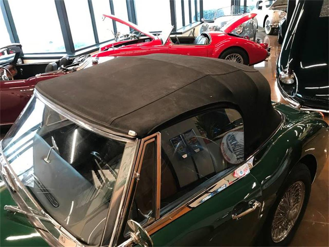 1967 Austin-Healey 3000 Mark III BJ8 for sale in St Louis, MO – photo 9