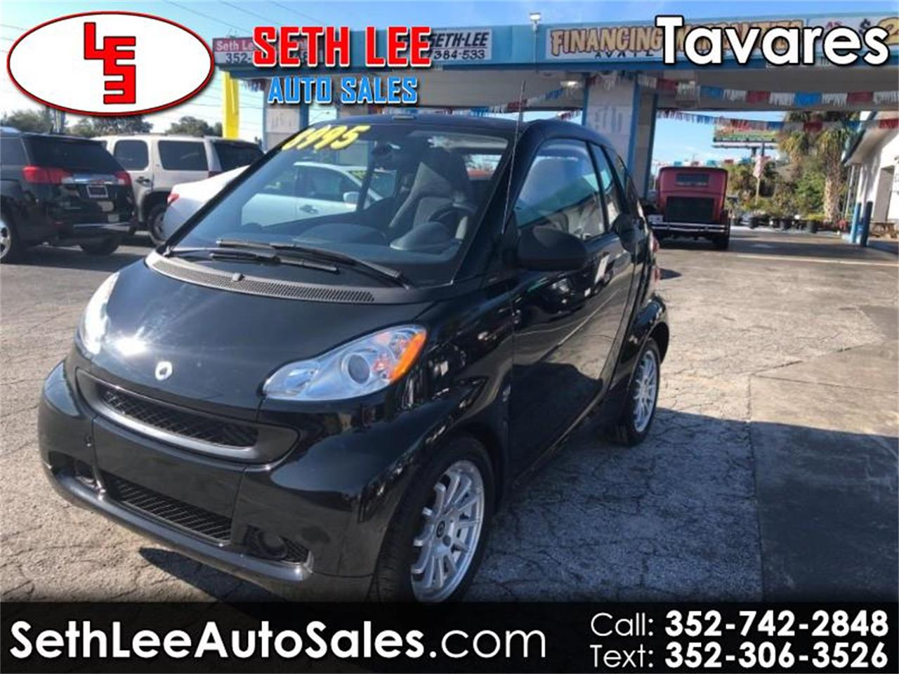 2012 Smart Fortwo for sale in Tavares, FL