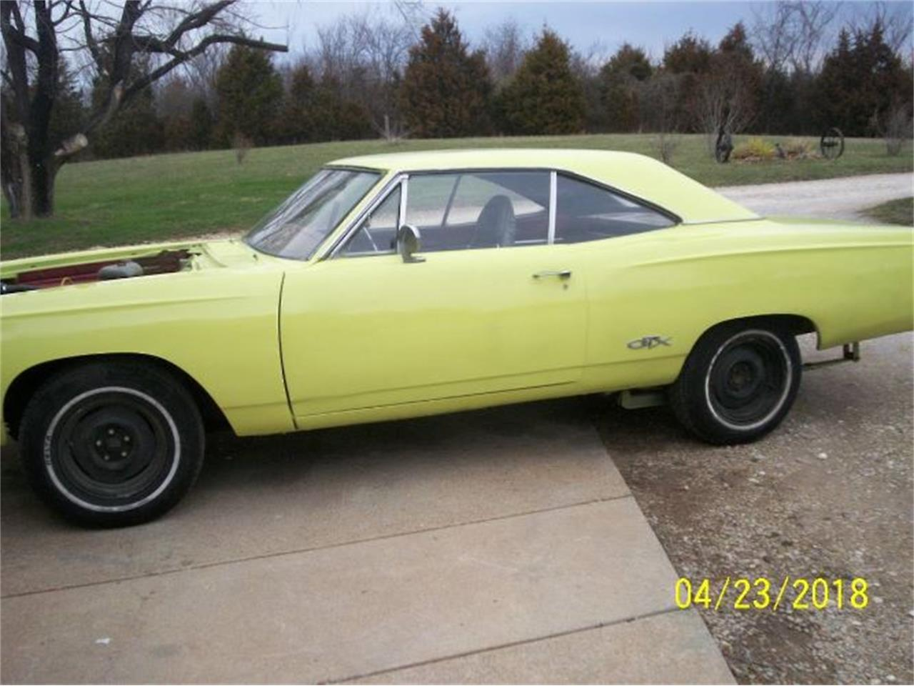 1969 Plymouth GTX for sale in Cadillac, MI – photo 2