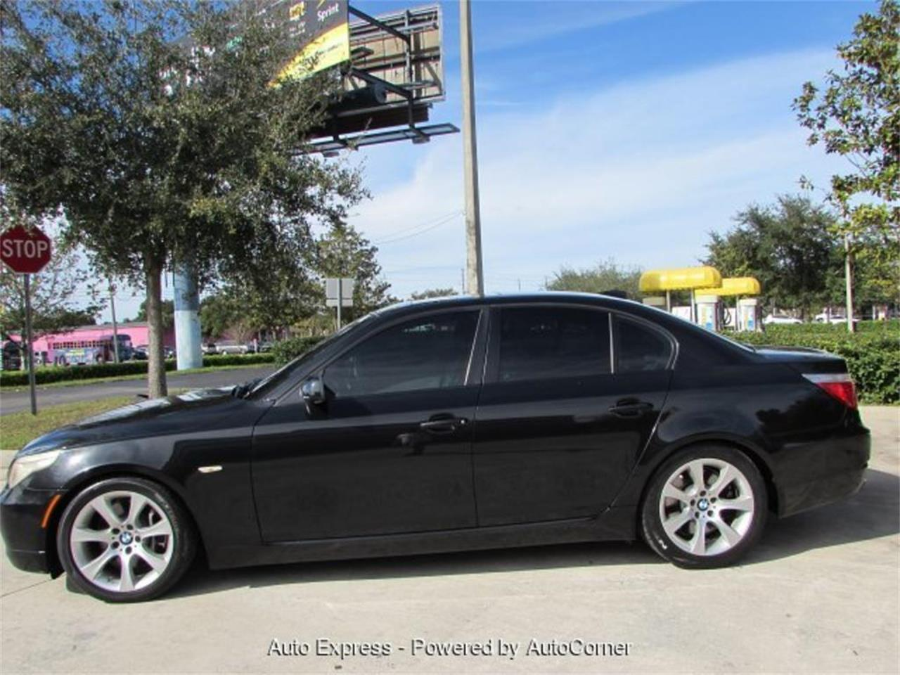 2010 BMW 5 Series for sale in Orlando, FL – photo 2