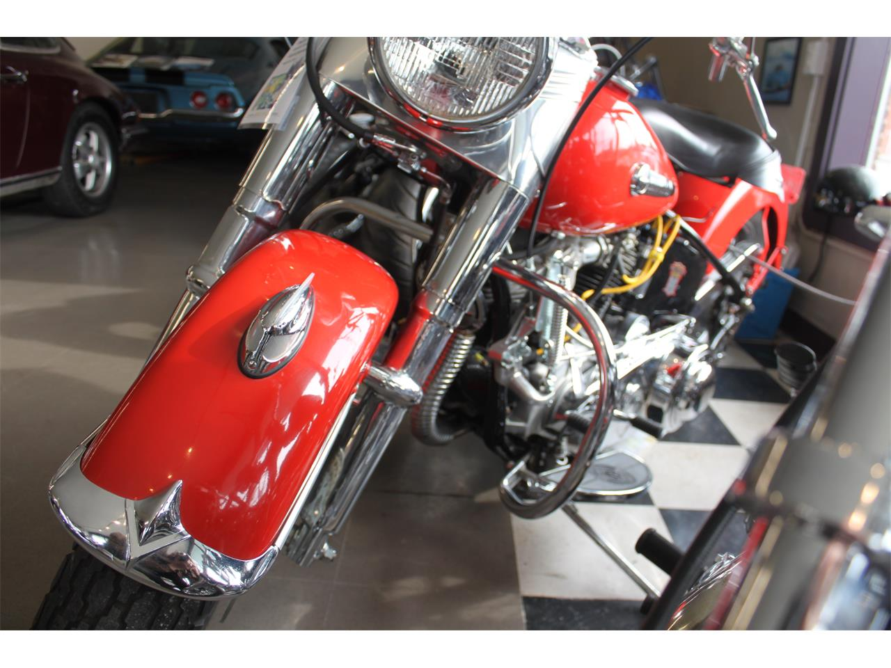 1950 Harley-Davidson Motorcycle for sale in Carnation, WA – photo 22