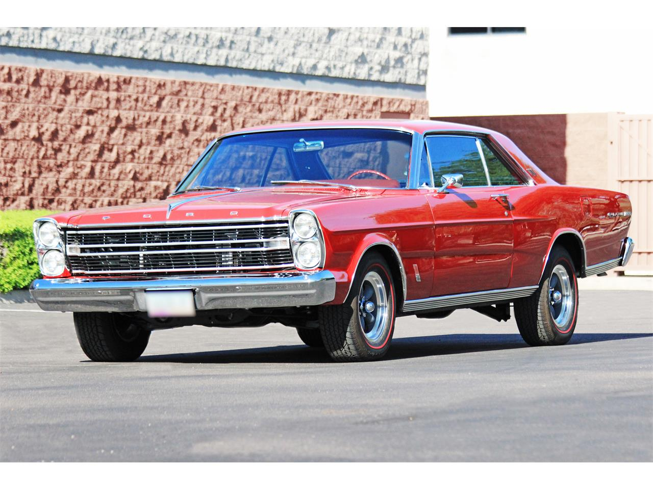 1966 Ford Galaxie 500 for sale in Scottsdale, AZ – photo 2