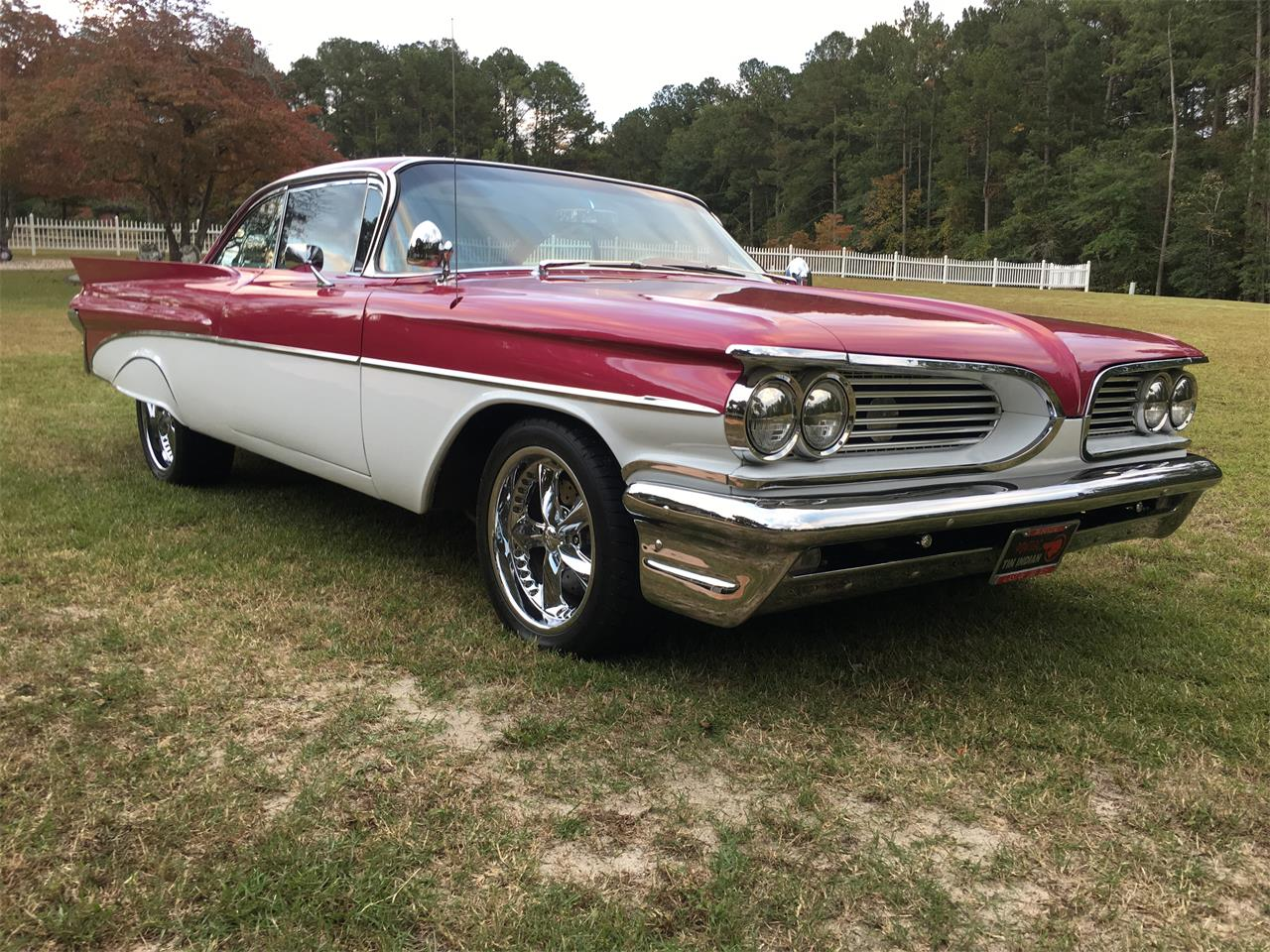 1959 Pontiac Chieftain for sale in Carthage, NC – photo 3