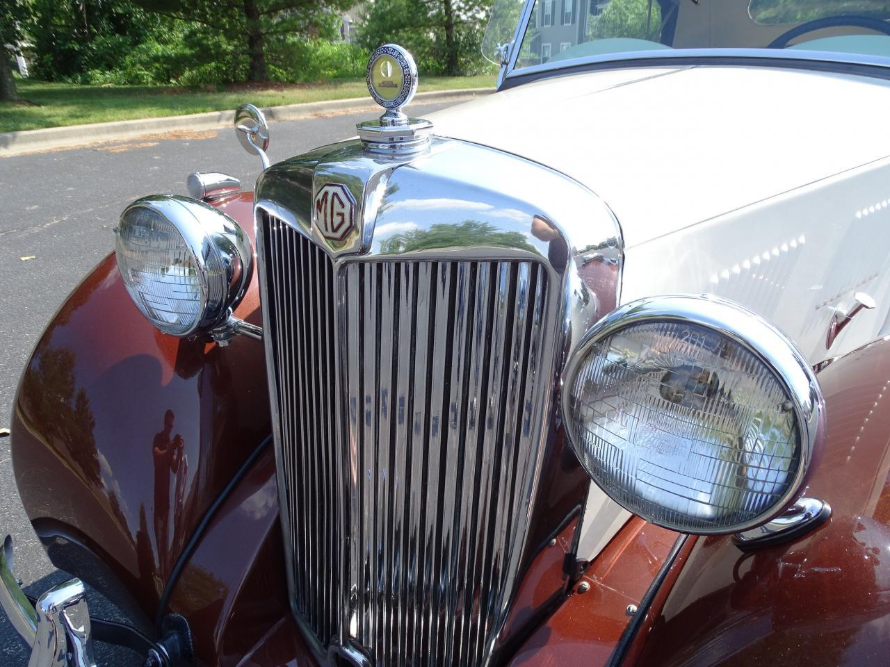 1949 MG Series YT for sale in O'Fallon, IL – photo 33