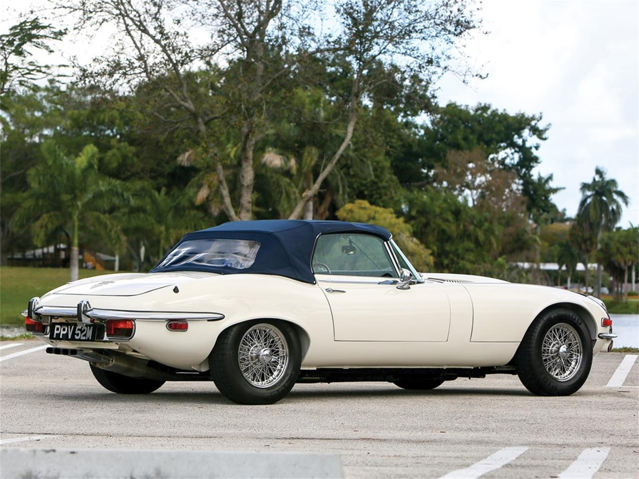1974 Jaguar E-Type for sale in Fort Lauderdale, FL – photo 2