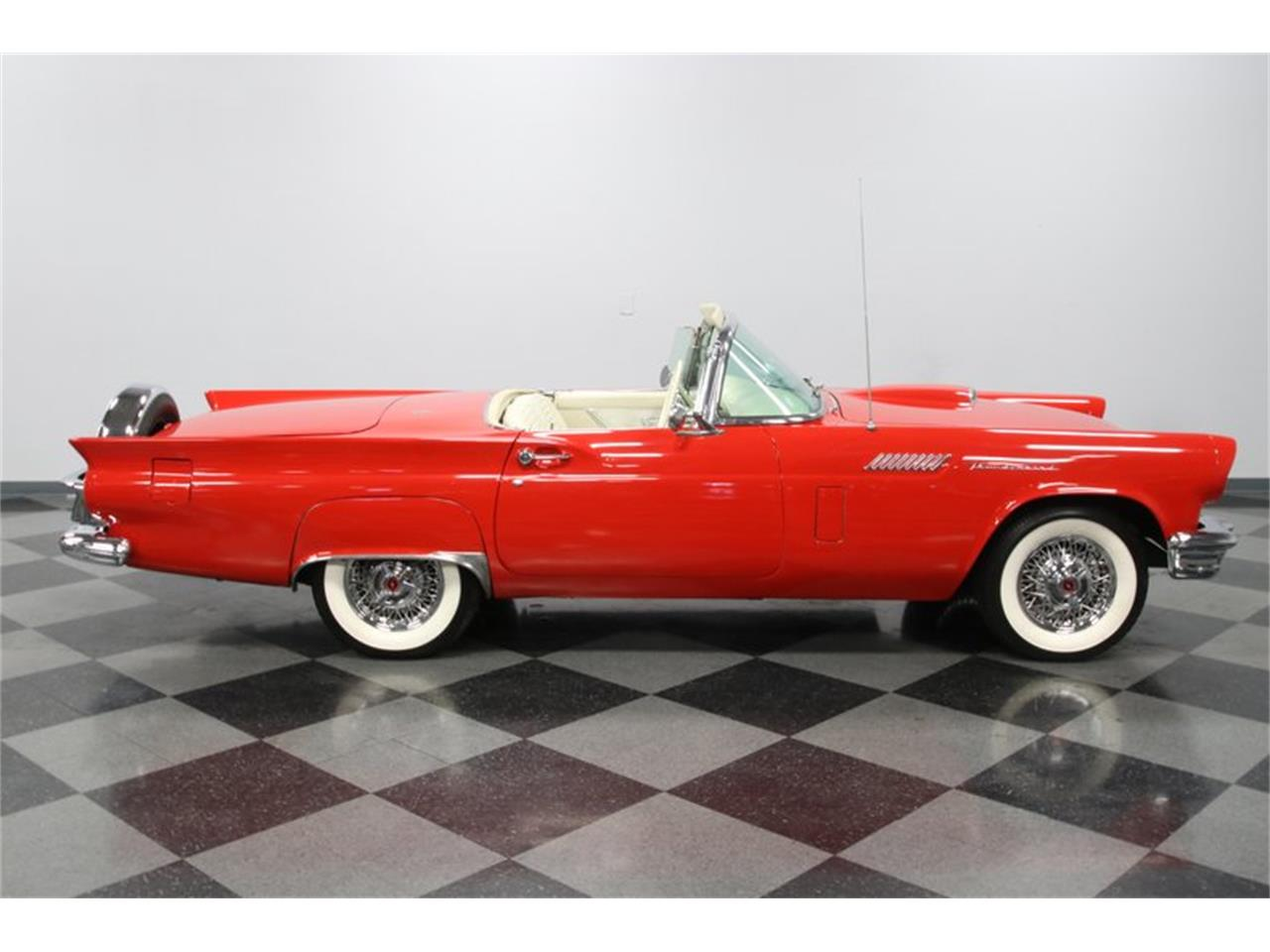1957 Ford Thunderbird for sale in Concord, NC – photo 35