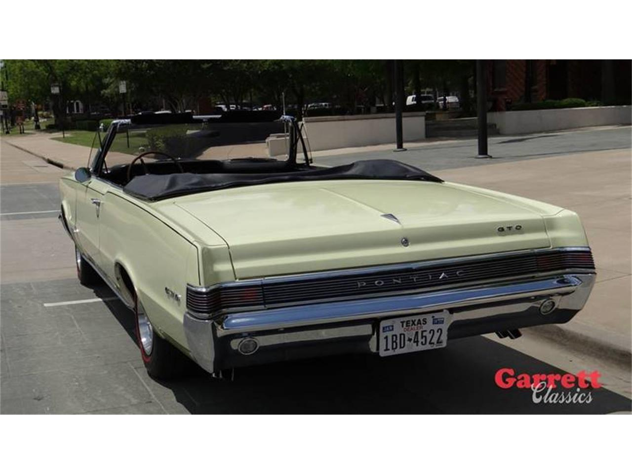 1965 Pontiac GTO for sale in Lewisville, TX – photo 8