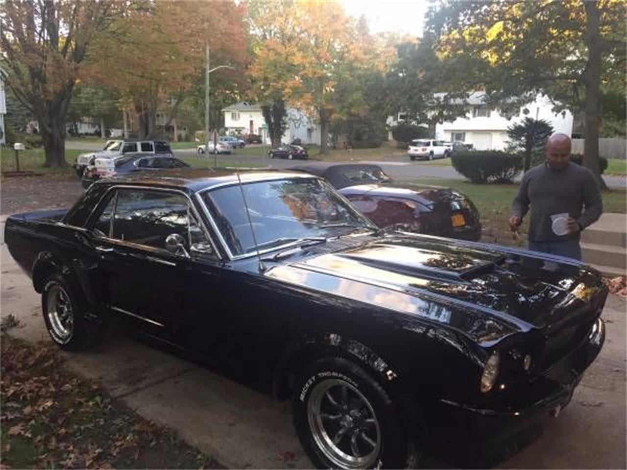 1966 Ford Mustang for sale in Cadillac, MI