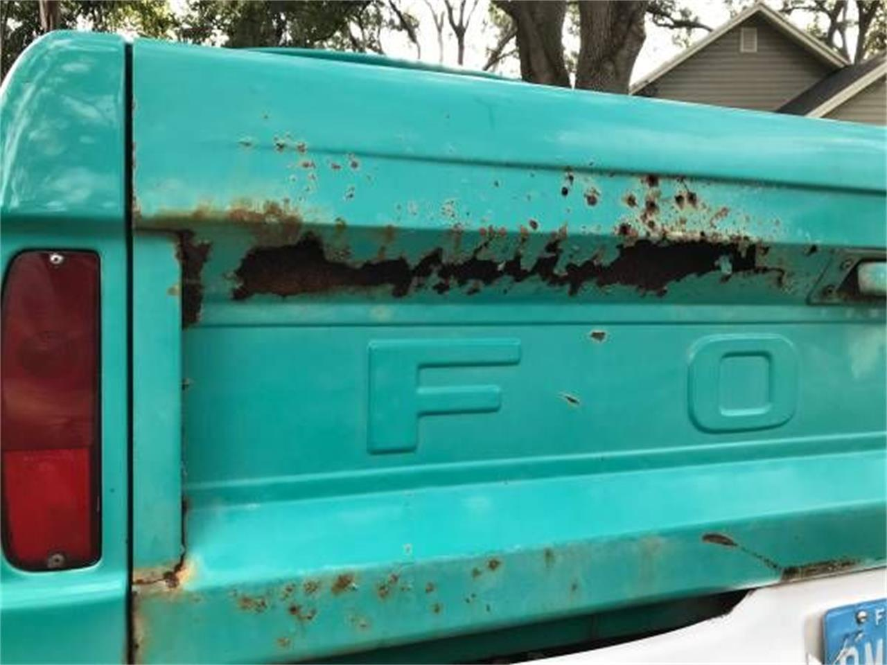 1966 Ford F100 for sale in Cadillac, MI – photo 2