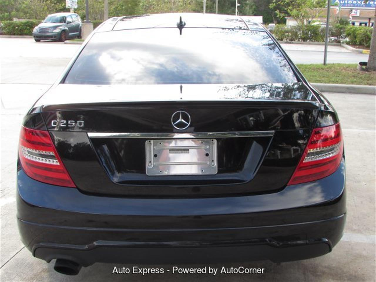 2013 Mercedes-Benz C250 for sale in Orlando, FL – photo 7