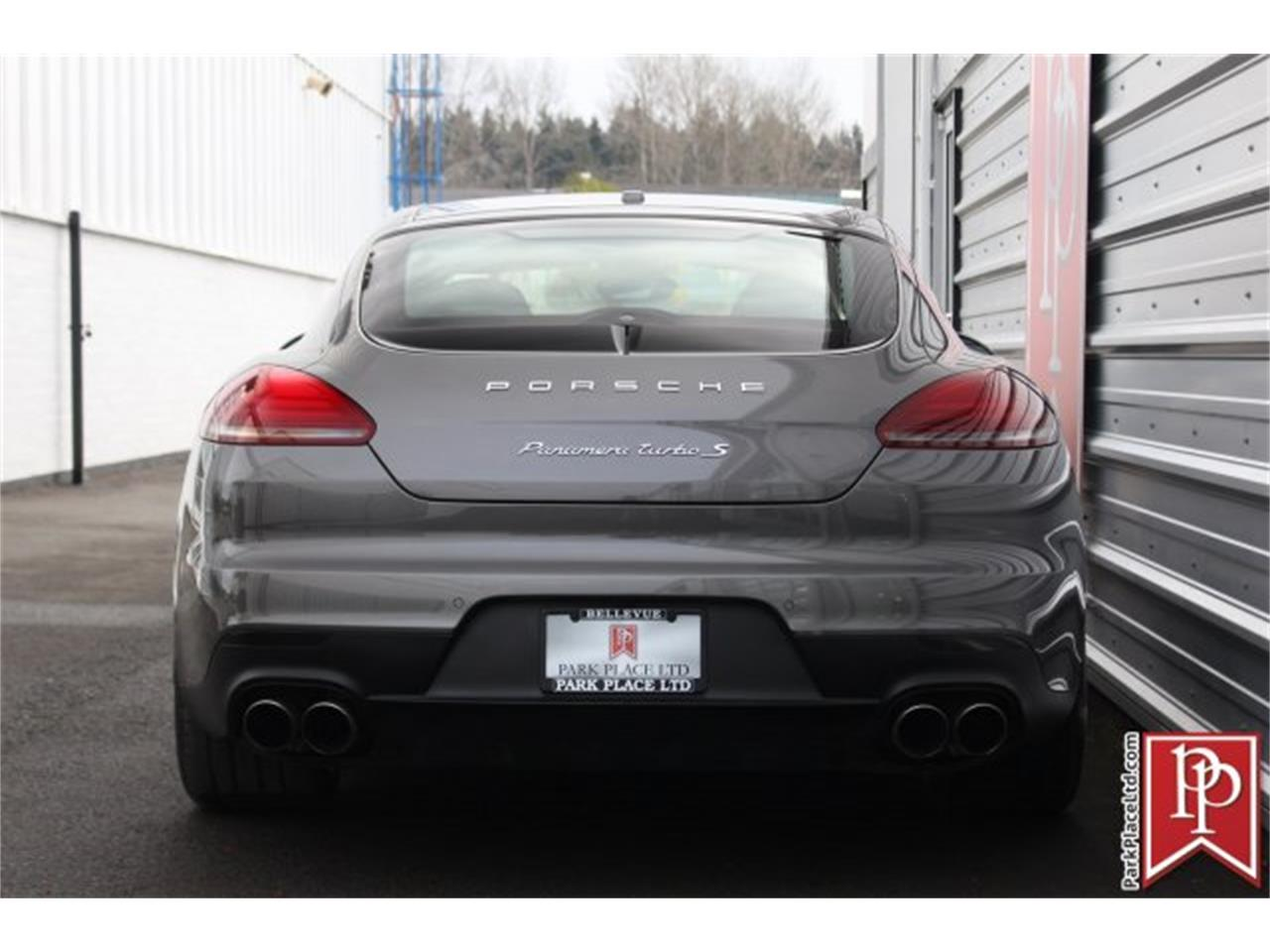 2014 Porsche Panamera for sale in Bellevue, WA – photo 6
