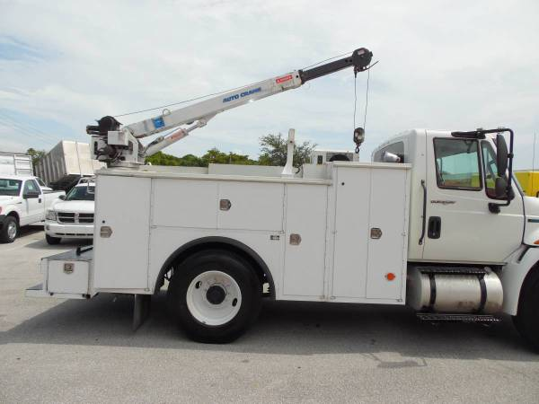 International Tool Utility body *CRANE Truck* MECHANIC SERVICE TRUCK for sale in West Palm Beach, FL – photo 17