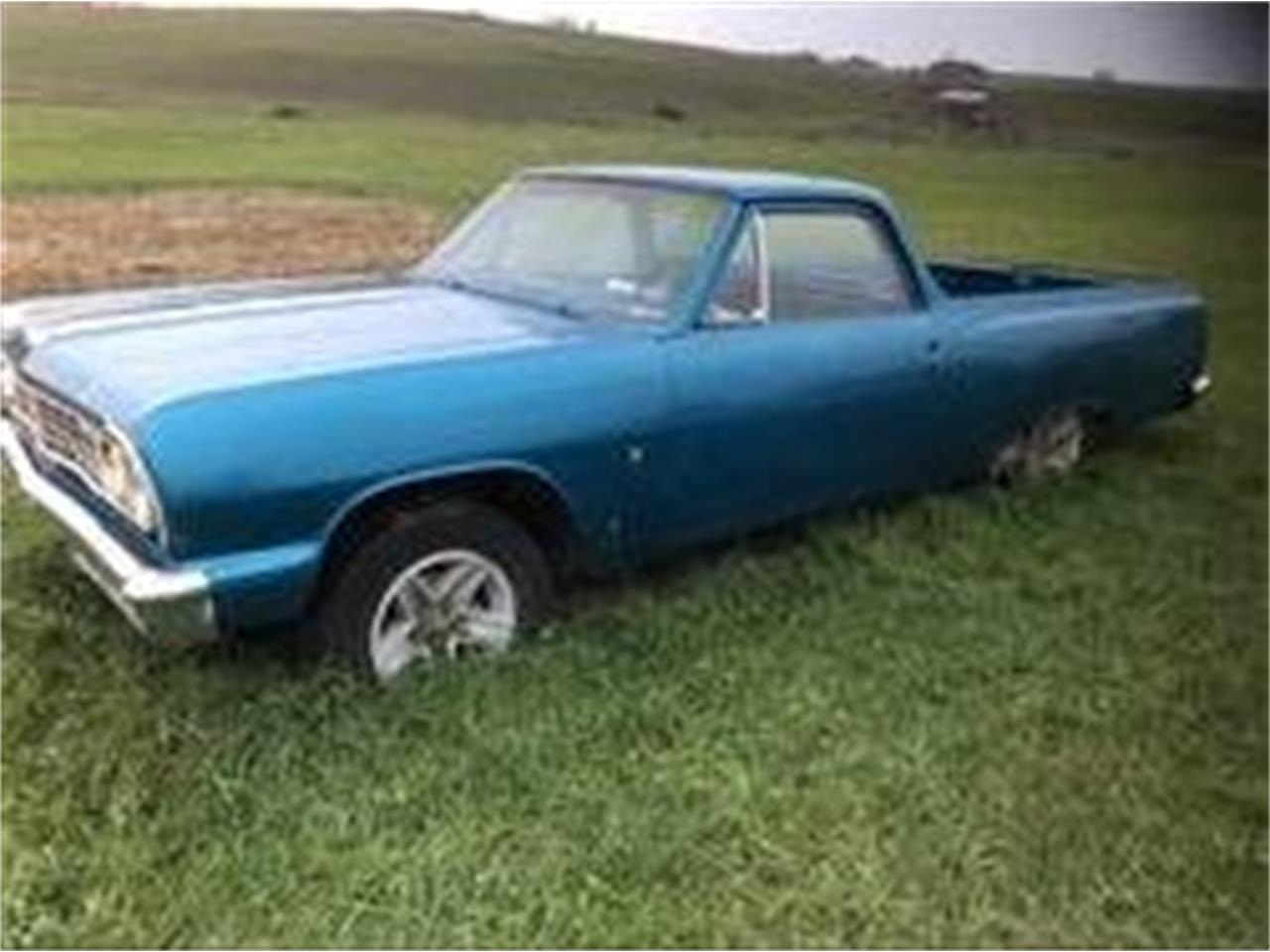1964 Chevrolet El Camino for sale in Cadillac, MI