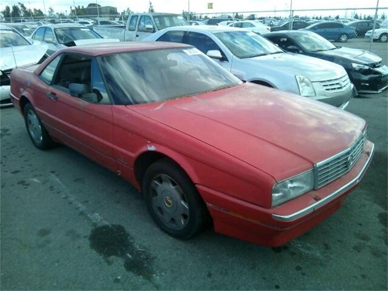 1989 Cadillac Allante for sale in Pahrump, NV