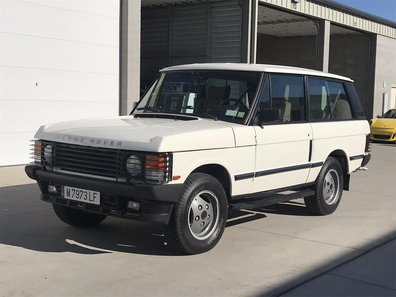 1990 Land Rover Range Rover for sale in Boise, ID – photo 21
