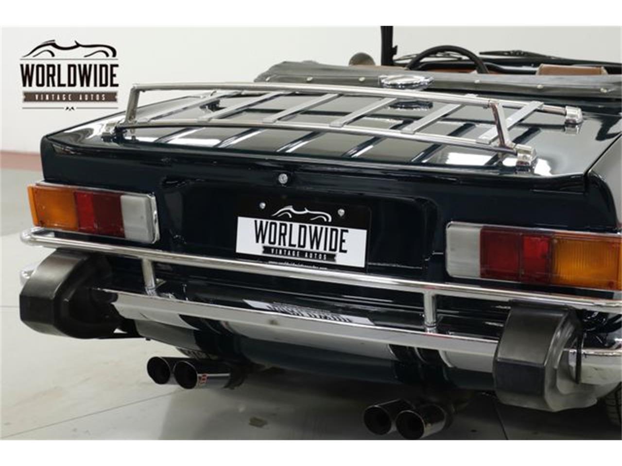1974 Triumph Tr6 For Sale In Denver Co Classiccarsbay Com