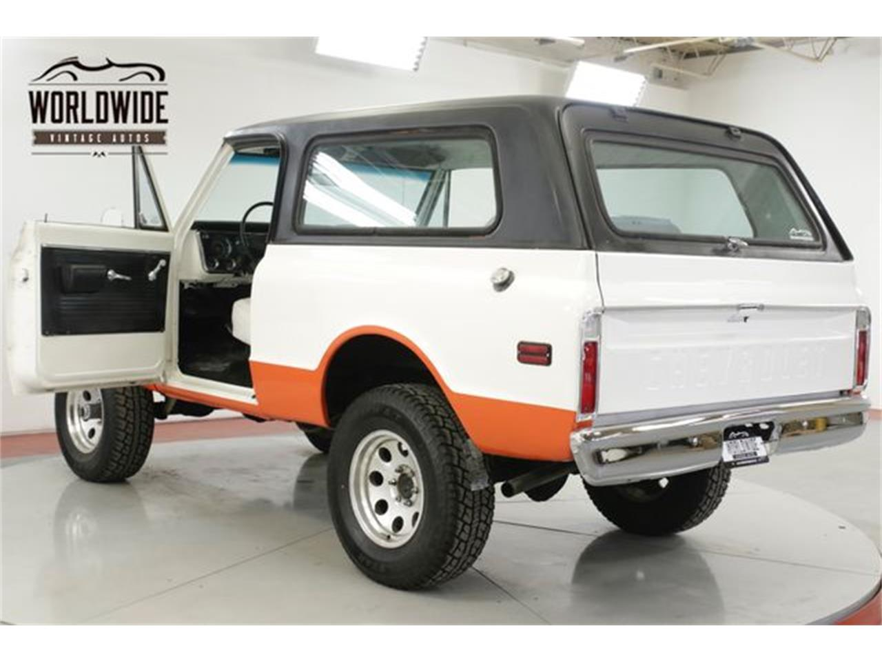 1969 Chevrolet Blazer for sale in Denver , CO – photo 26