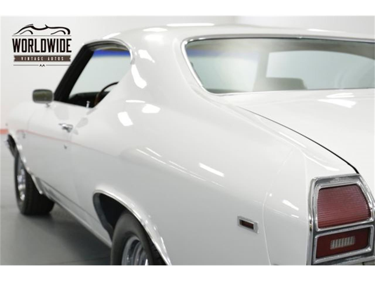 1969 Chevrolet Chevelle SS for sale in Denver , CO – photo 33