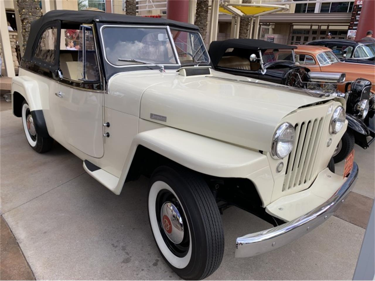 1949 Willys Jeepster for sale in Peoria, AZ ...