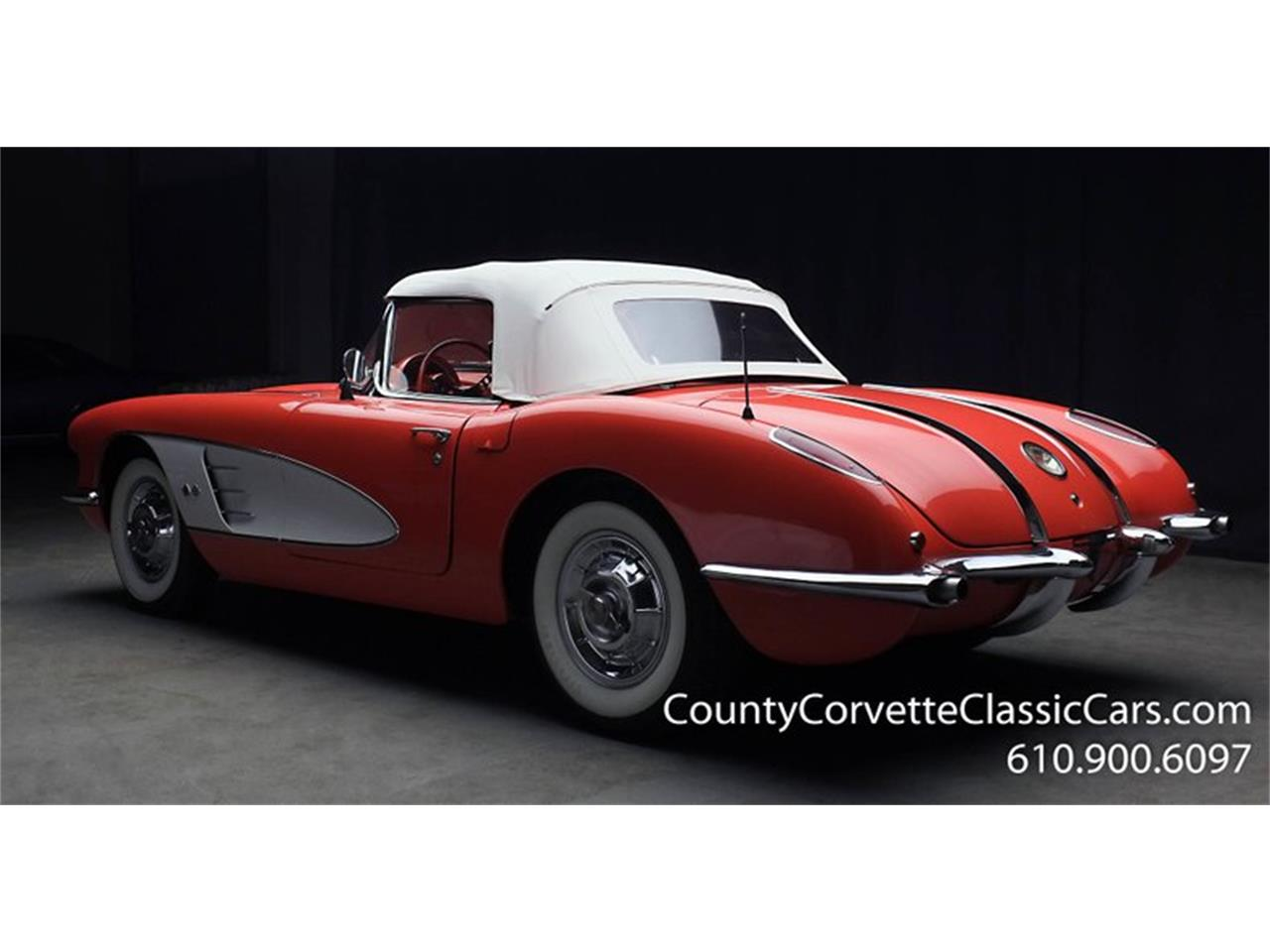1958 Chevrolet Corvette for sale in West Chester, PA – photo 5