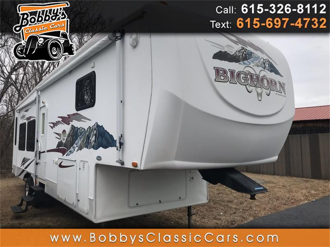 2007 Heartland Recreational Vehicle for sale in Dickson, TN