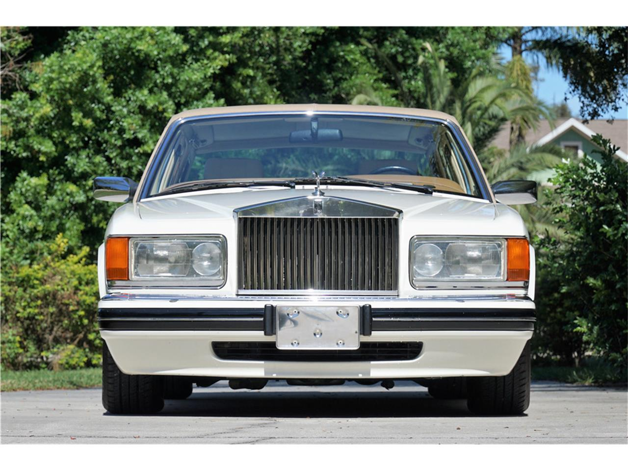 1997 Rolls-Royce Silver Spur for sale in West Palm Beach, FL – photo 9