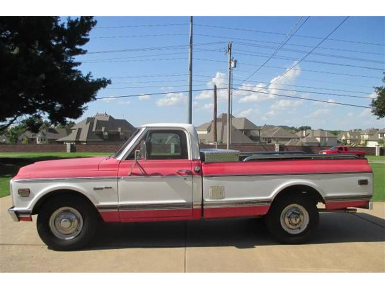 1972 Chevrolet C10 for sale in Cadillac, MI – photo 7