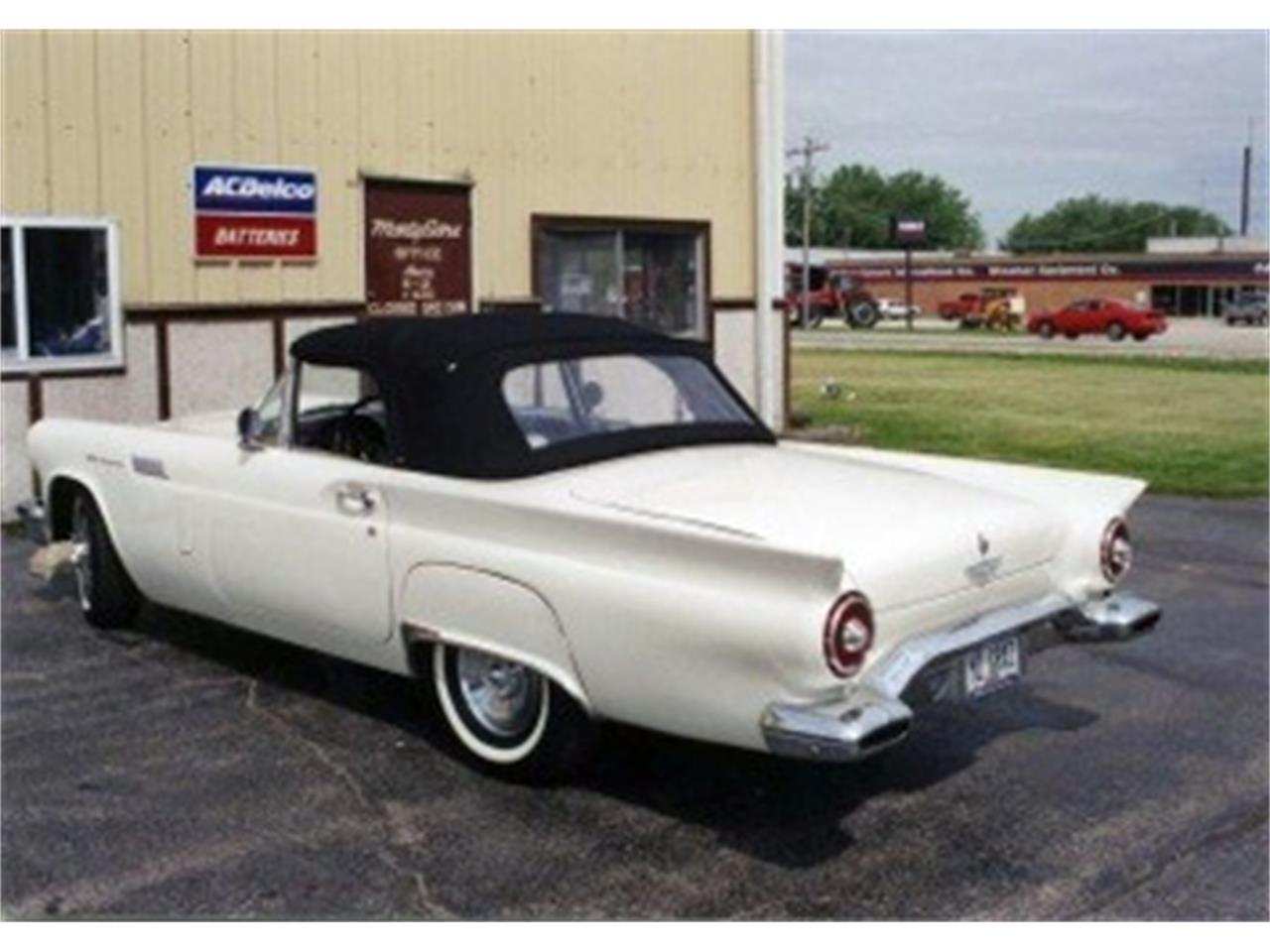 1957 Ford Thunderbird for sale in Addison, IL – photo 5