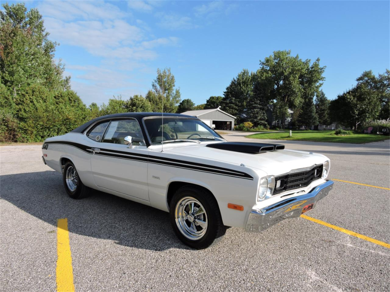 1973 Plymouth Duster for sale in Greene, IA – photo 53