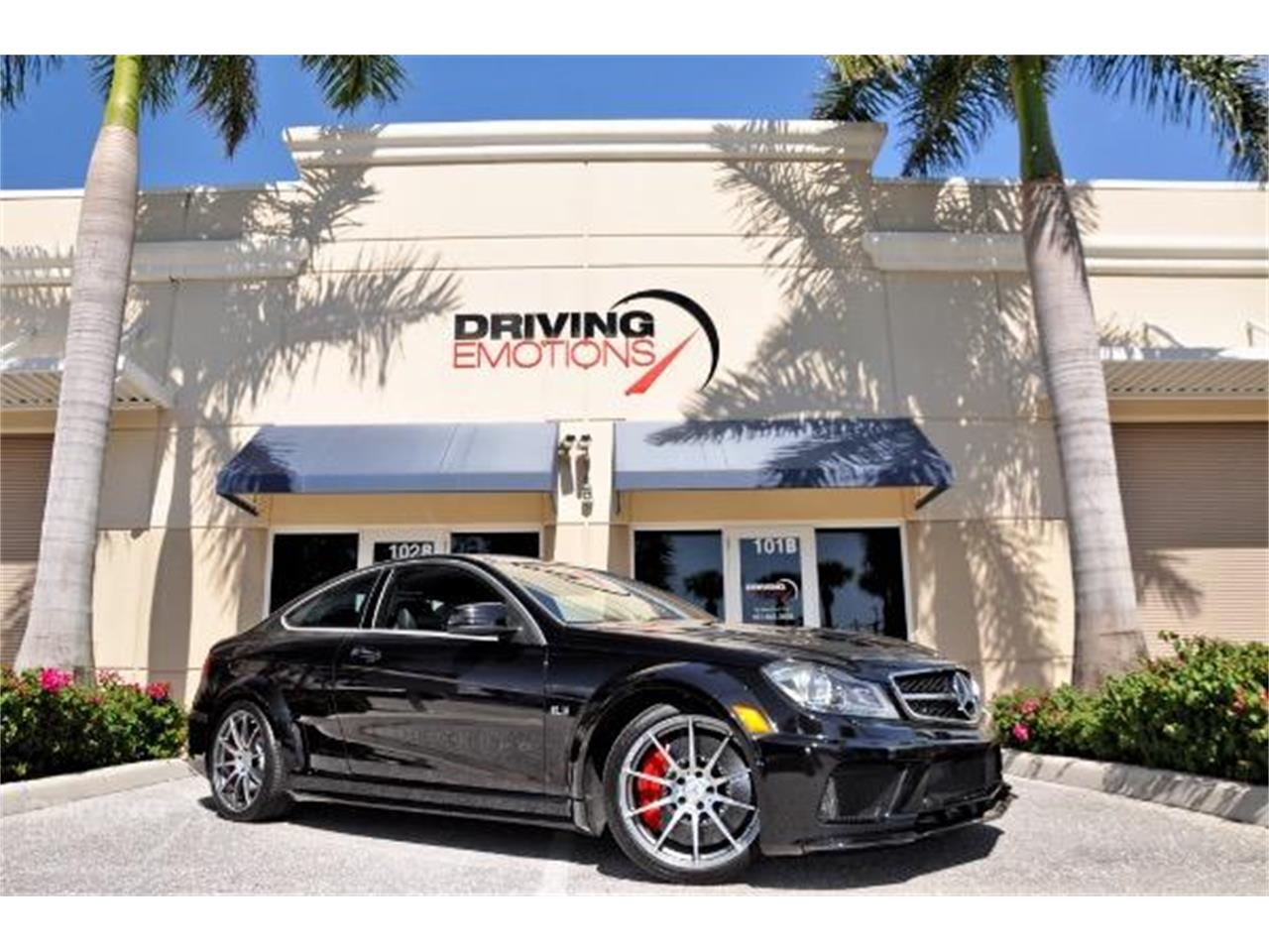 2013 Mercedes-Benz C63 AMG for sale in West Palm Beach, FL – photo 2