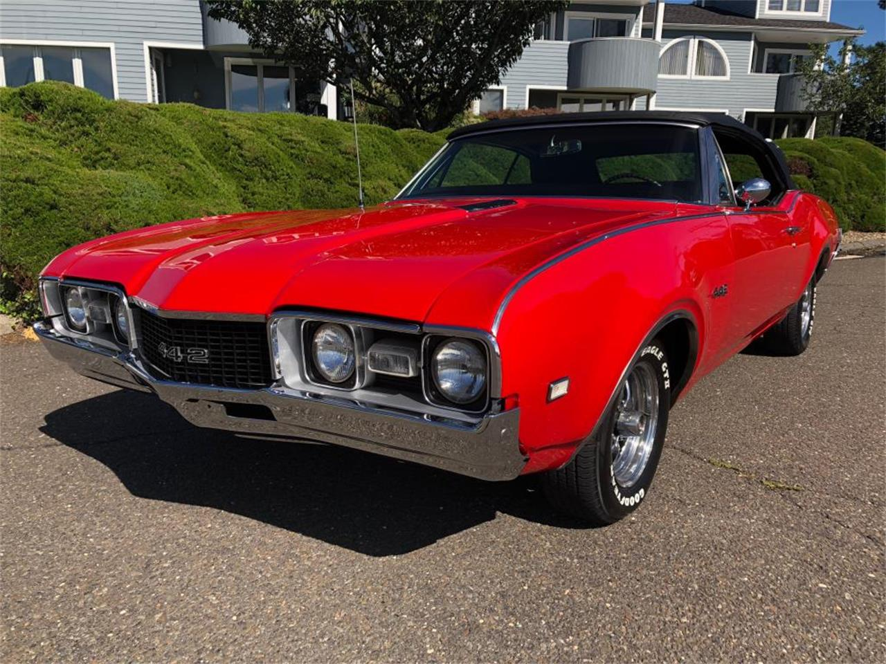 1968 Oldsmobile 442 for sale in Milford City, CT – photo 5