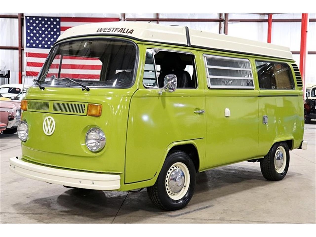1978 Volkswagen Westfalia Camper For Sale In Kentwood Mi Classiccarsbay Com