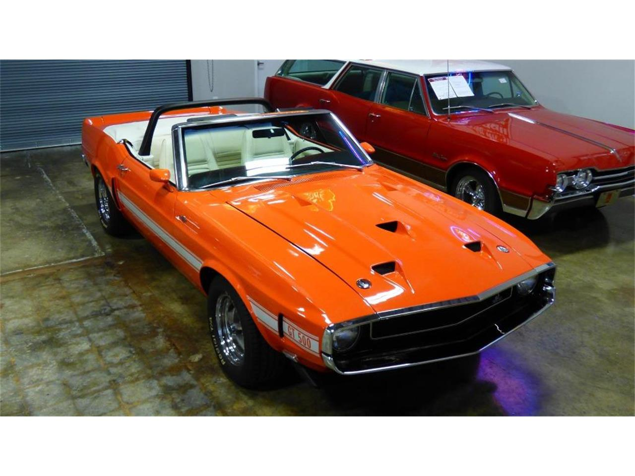 1969 Shelby Mustang for sale in Atlanta, GA – photo 3