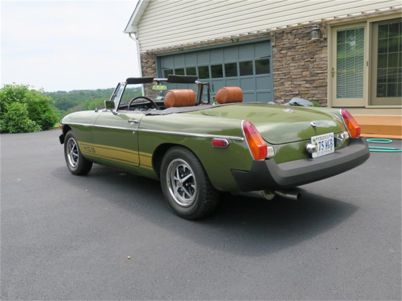 1975 MG MGB for sale in Leesburg, VA – photo 4