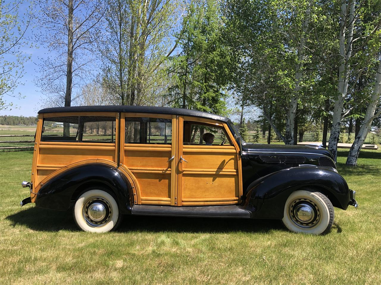 1938 Ford Wagon for sale in Bend, OR