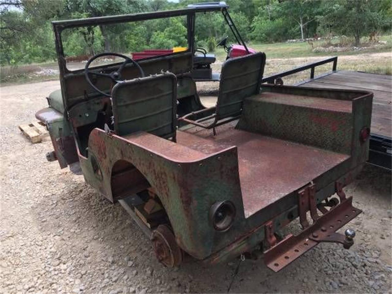 1947 Willys Jeep for sale in Cadillac, MI – photo 2
