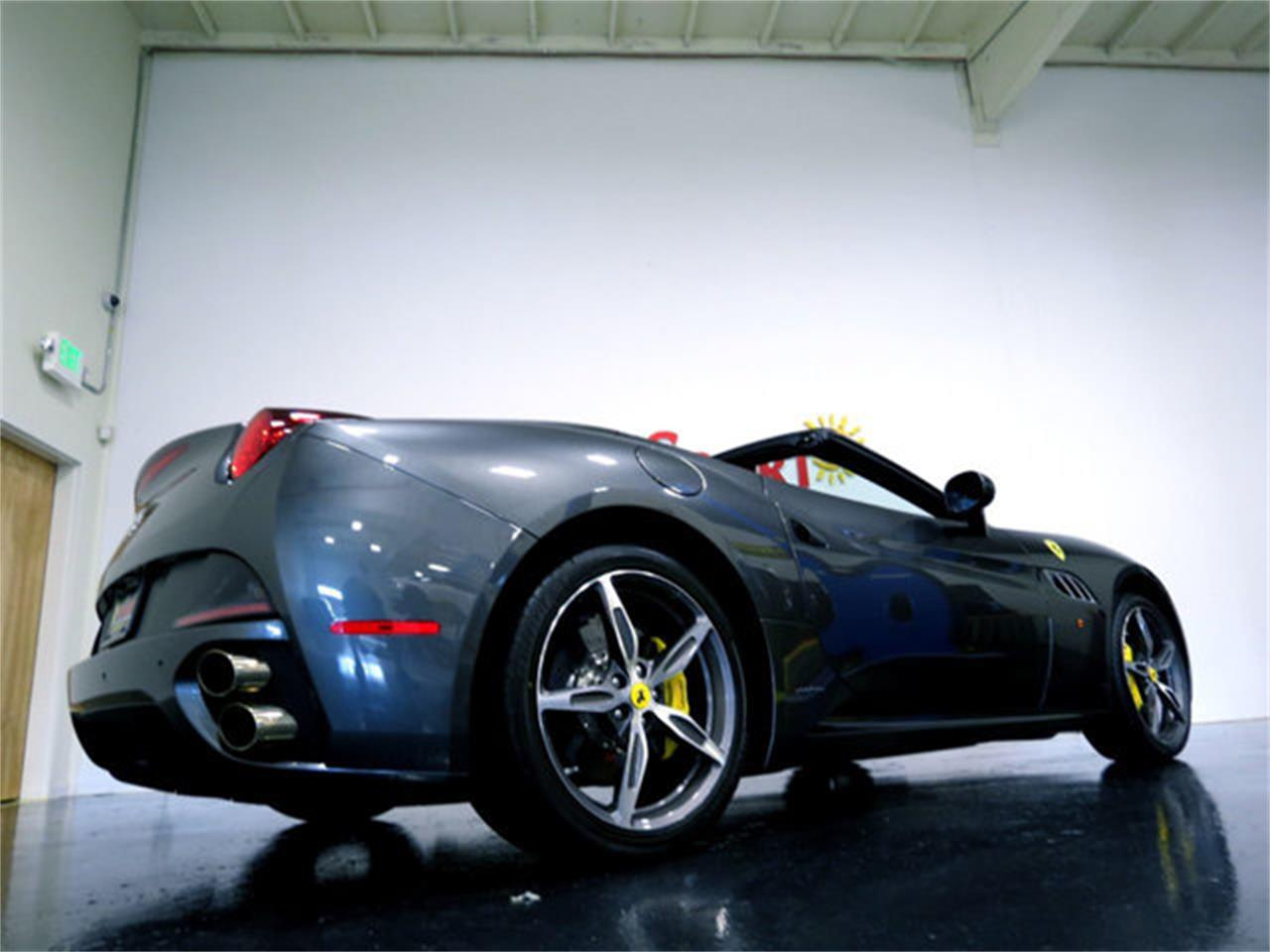 2013 Ferrari California for sale in Burlingame, CA – photo 11