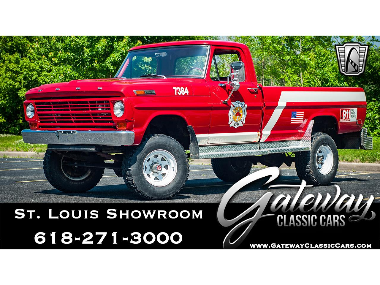 1968 Ford F250 for sale in O'Fallon, IL