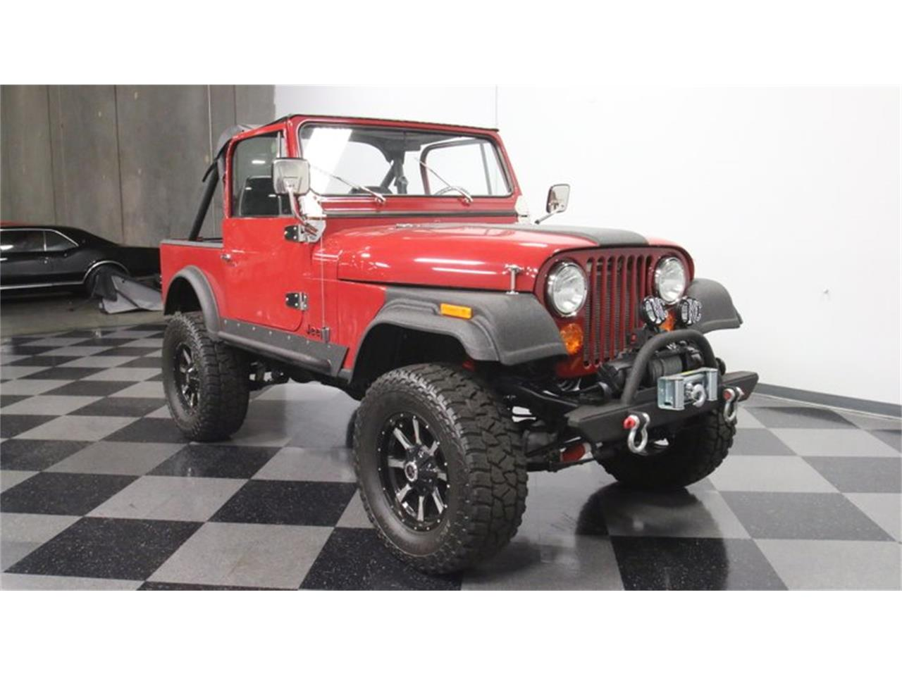 1982 Jeep CJ7 for sale in Lithia Springs, GA – photo 17