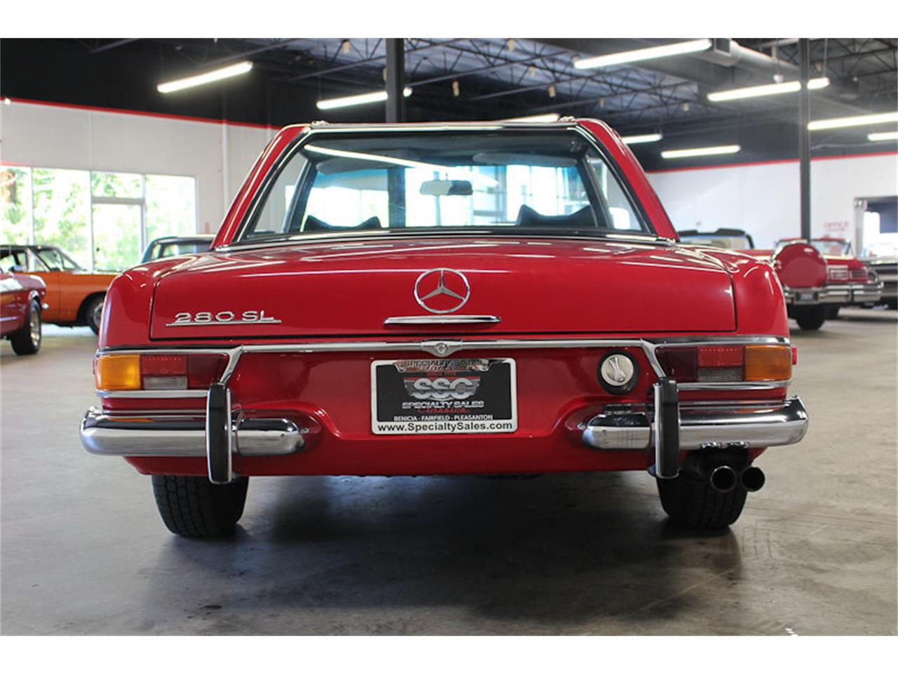 1970 Mercedes-Benz 280SL for sale in Fairfield, CA – photo 12