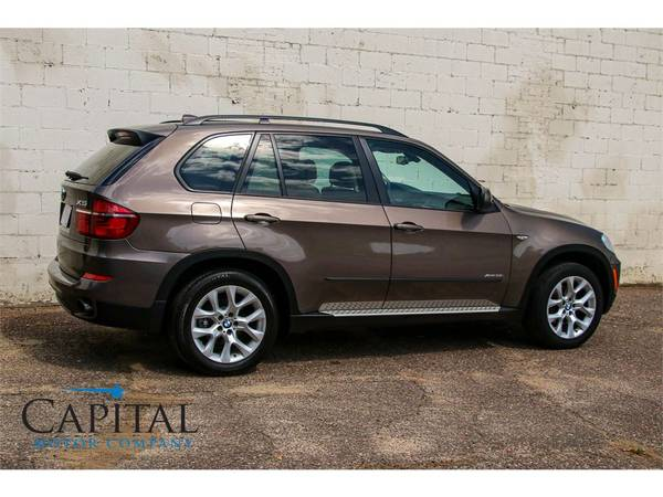 BMW 7-Passenger X5 w/Navigation! Gorgeous Color & Priced Under $15k! for sale in Eau Claire, MN – photo 5
