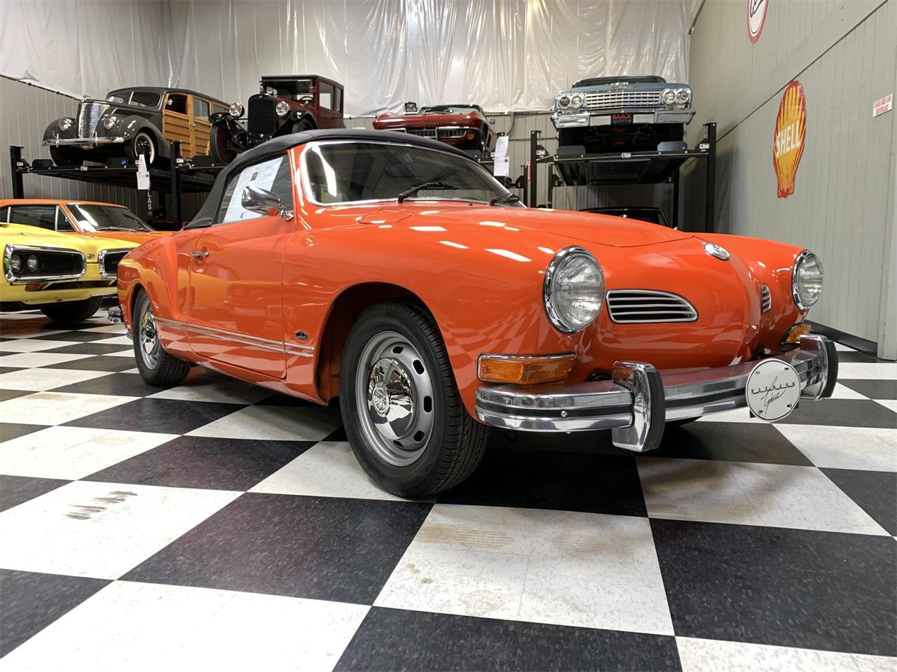 1974 Volkswagen Karmann Ghia for sale in Pittsburgh, PA – photo 2