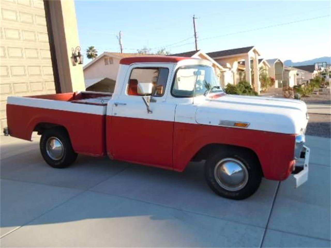 1958 Ford F100 for sale in Cadillac, MI – photo 4