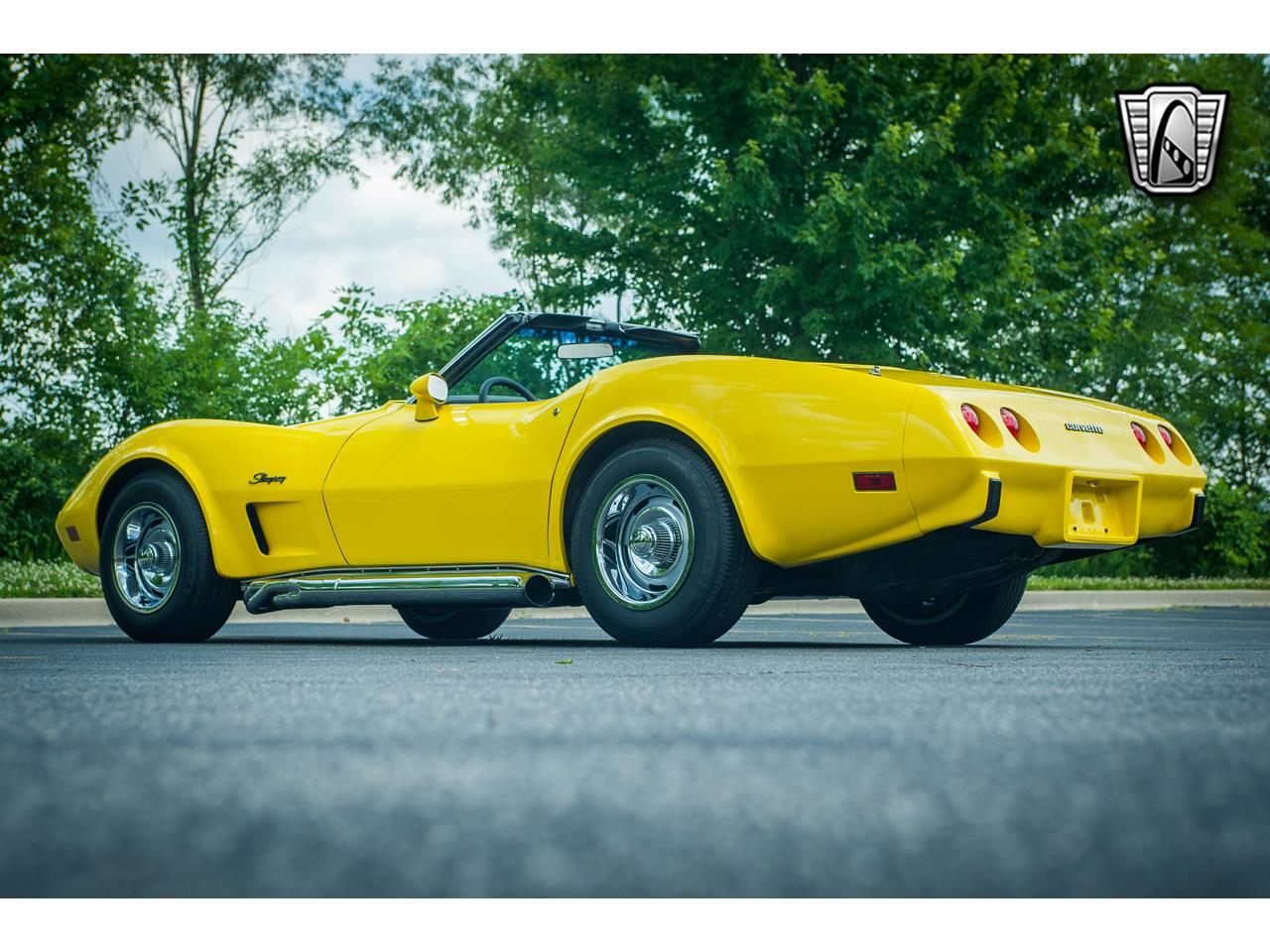 1975 Chevrolet Corvette for sale in O'Fallon, IL – photo 27