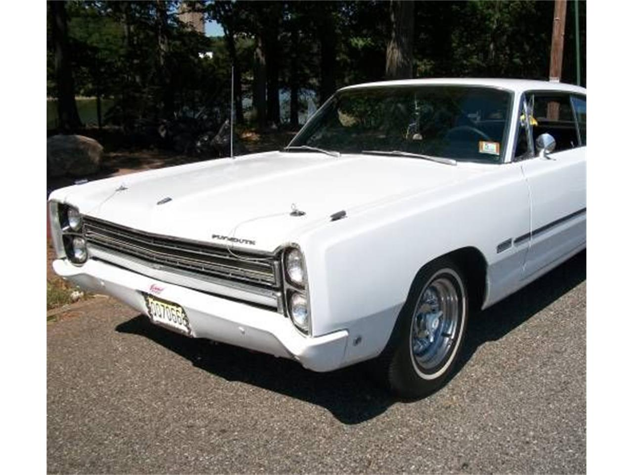 1968 Plymouth Fury III for sale in Cadillac, MI – photo 8