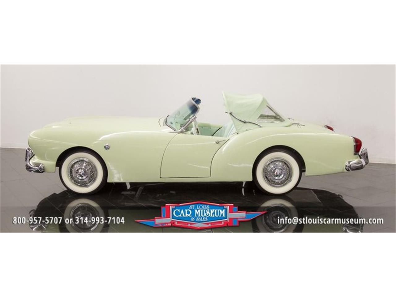 1954 Kaiser Darrin for sale in St. Louis, MO – photo 47