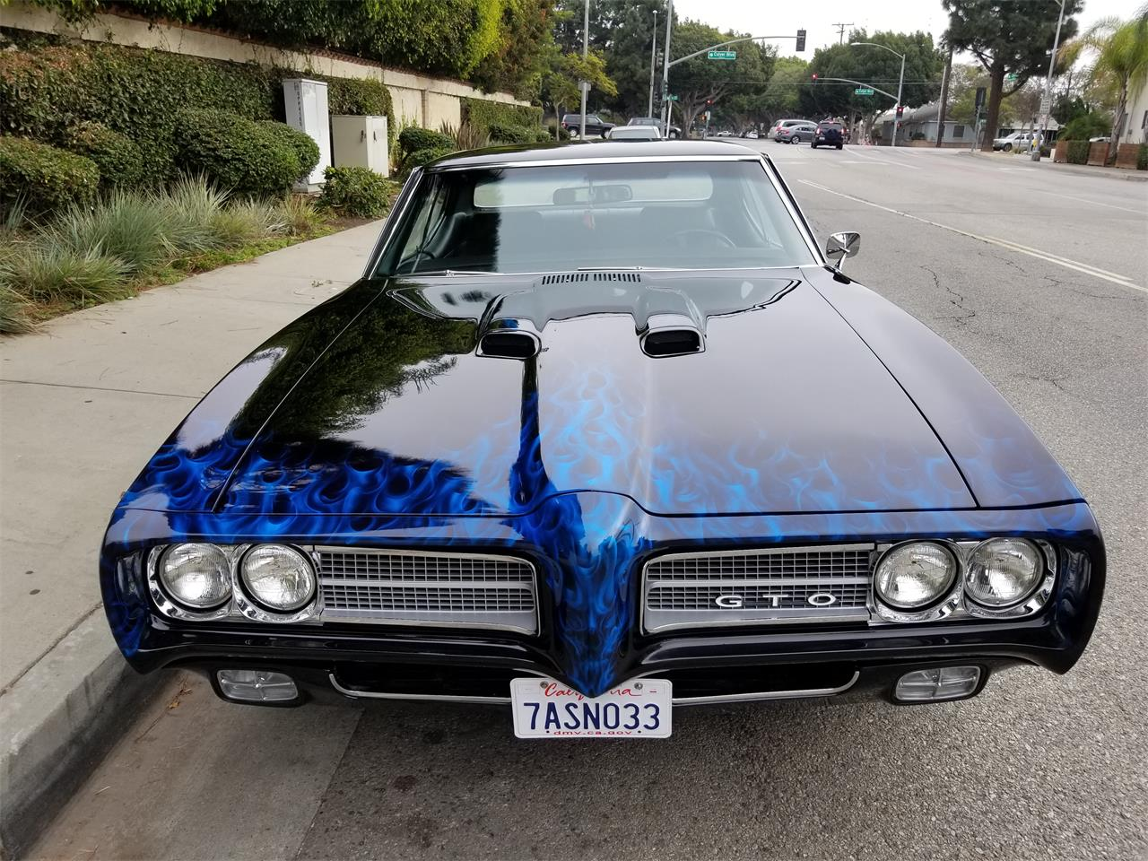 1969 Pontiac GTO for sale in Los Angeles, CA – photo 8