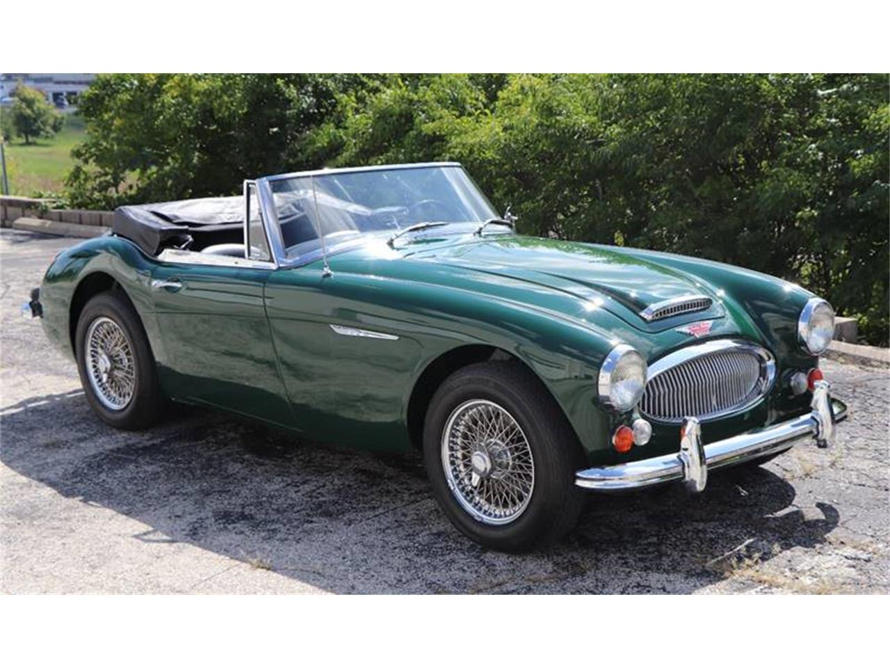 1967 Austin-Healey 3000 Mark III BJ8 for sale in St Louis, MO