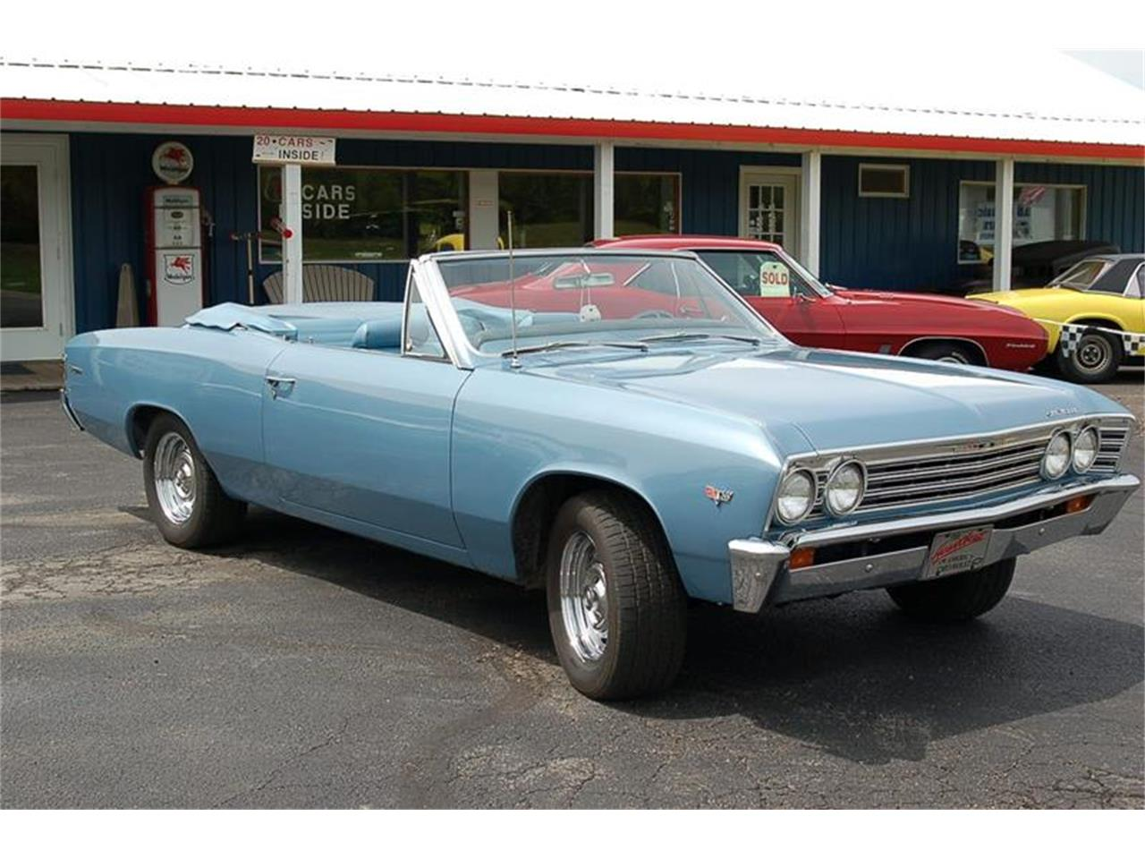 1967 Chevrolet Chevelle for sale in Malone, NY ...
